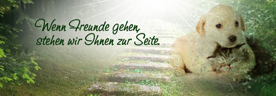 Tiertrauer und Haustierkremierung Bühl und Mittelbaden